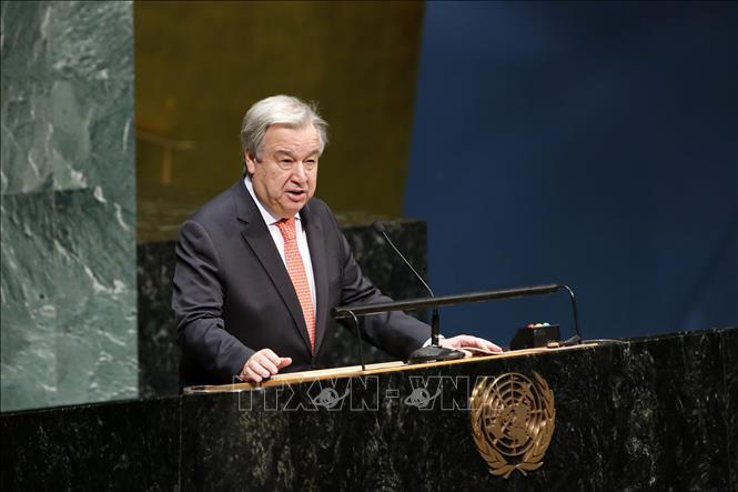 """Liên hợp quốc kêu gọi """"cứu trái đất"""" trước biến đổi khí hậu"""
