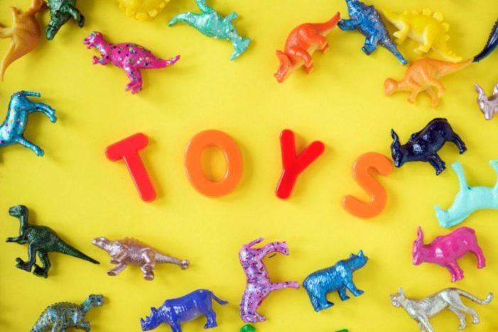 Phát hiện đồ chơi trẻ em và sản phẩm từ nhựa tái chế chứa dioxin