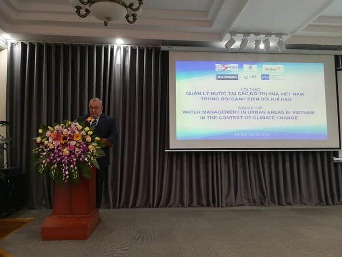 Bỉ tiếp tục hỗ trợ Việt Nam ứng phó với biến đổi khí hậu