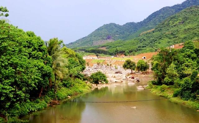Kỷ luật bốn cán bộ vụ Công ty CP DHC Suối Đôi tự ý san lấp sông Luông Đông