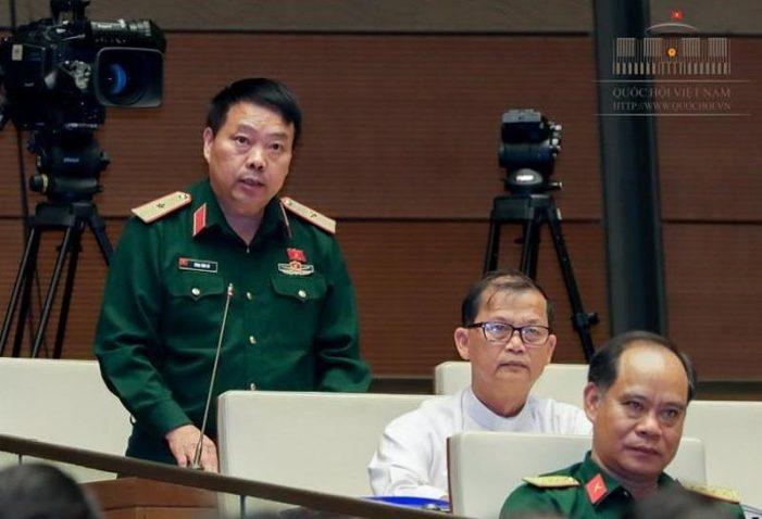 ĐB Sùng Thìn Cò: 'Cần lên tiếng việc Trung Quốc xả thải'