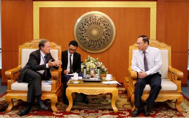 Việt Nam cam kết giảm phát thải khí nhà kính và nỗ lực đạt mục tiêu về BĐKH