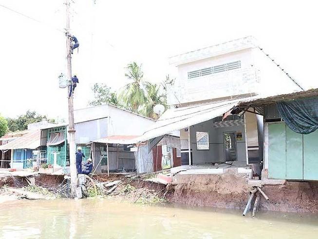 Đồng bằng sông Cửu Long sẽ bị chìm vào năm 2100?
