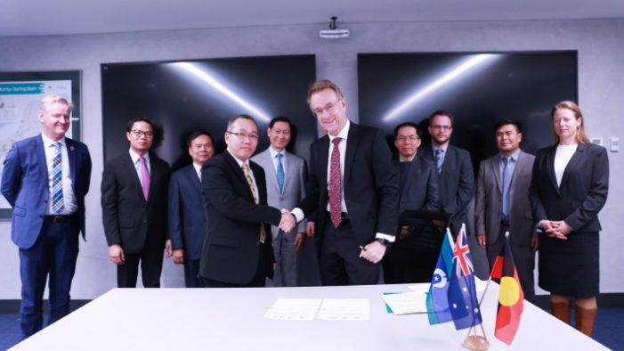 MDBA tái hỗ trợ MRC quản lý tài nguyên nước Mê Kông