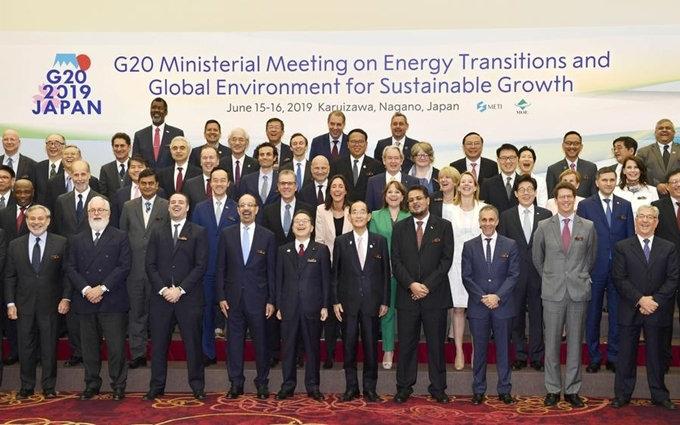 G20 nhất trí xử lý rác thải nhựa ở các đại dương