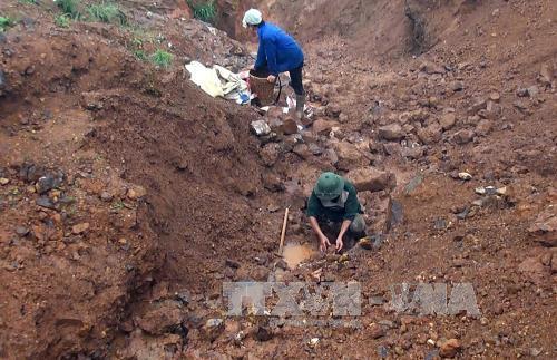 Hoạt động khai thác vàng 'chui' trên núi Bò Tót, Điện Biên: Bài 1 – Nhức nhối tình trạng khai thác trái phép