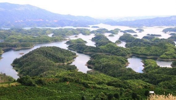Đắk Nông: Thành lập Ban Quản lý Vườn Quốc gia Tà Đùng