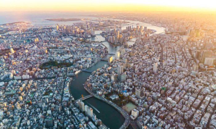 Tokyo – thành phố giấu sông và chiến dịch đảo ngược thế kỷ ô nhiễm