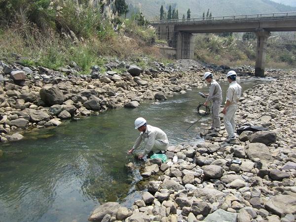 Sơn La thực hiện quan trắc chất lượng môi trường năm 2019