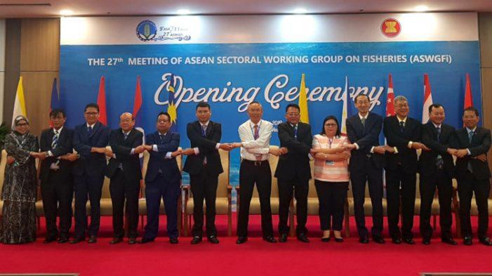 ASEAN trao đổi về vấn đề chống khai thác thủy sản bất hợp pháp
