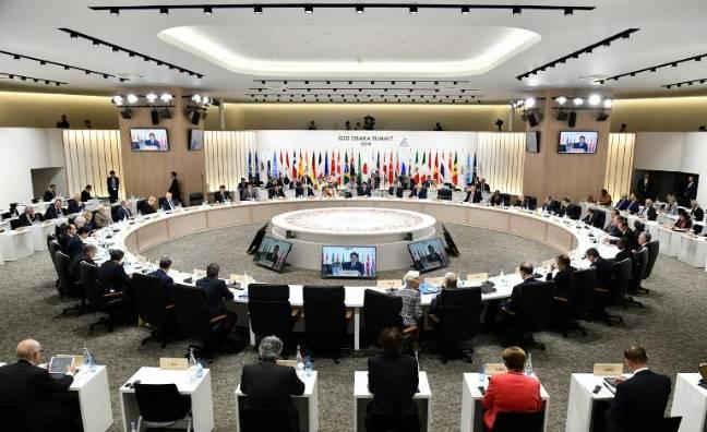 Mỹ không ký tuyên bố chung G20 về biến đổi khí hậu