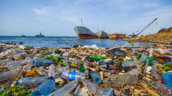 Sử dụng hiệu quả công cụ pháp lý hiện hành giải quyết ô nhiễm nhựa biển