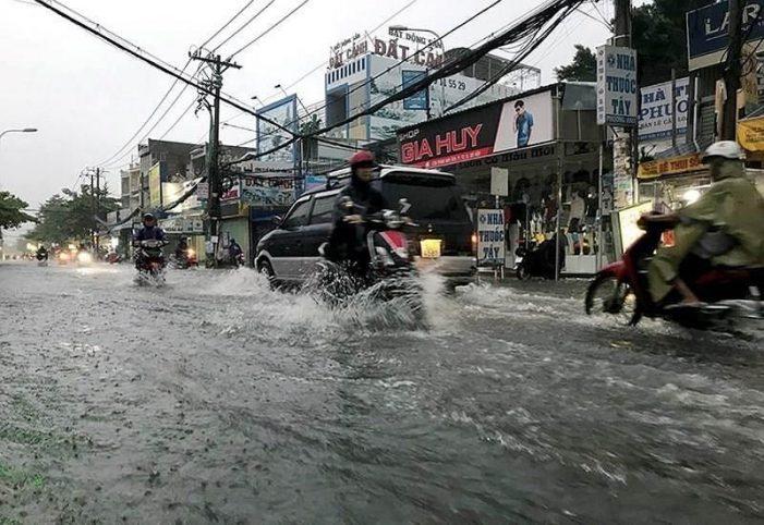 Công điện khẩn của Chính phủ yêu cầu ứng phó bão số 2