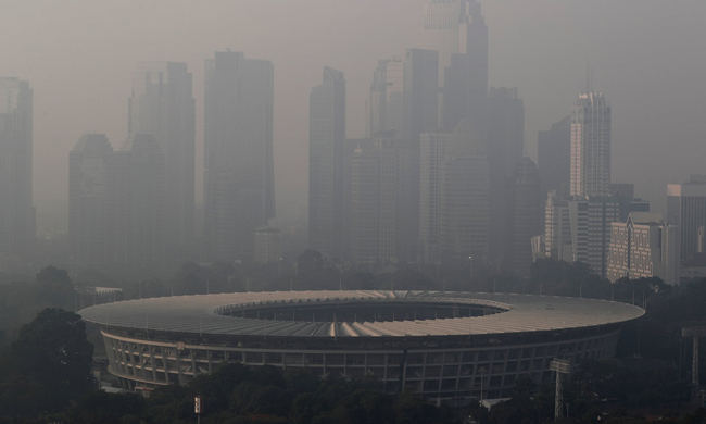 Người dân đâm đơn kiện chính phủ Indonesia vì ô nhiễm