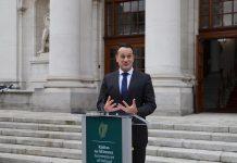 Thủ tướng Ireland Leo Varadkar. (Ảnh: THX/TTXVN)