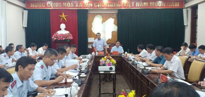Thanh tra về đất đai, đầu tư xây dựng, khai thác khoáng sản tại Thái Nguyên