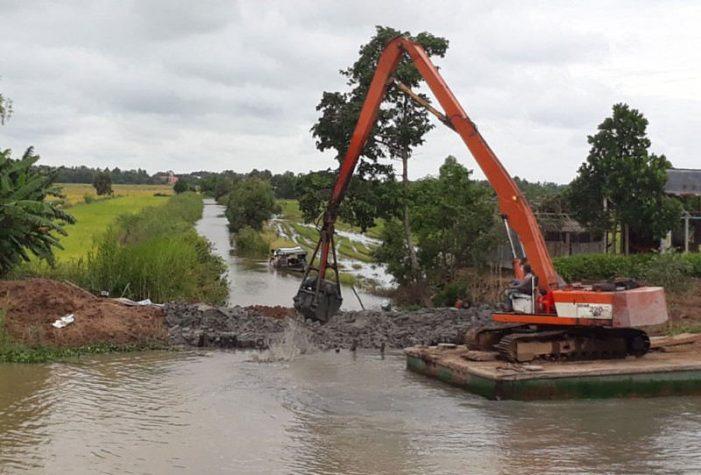 Đồng bằng sông Cửu Long: Dự báo một mùa vắng lũ