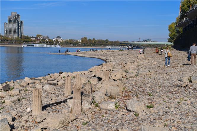 Biến đổi khí hậu gây ra tình trạng khô cạn tại châu Âu