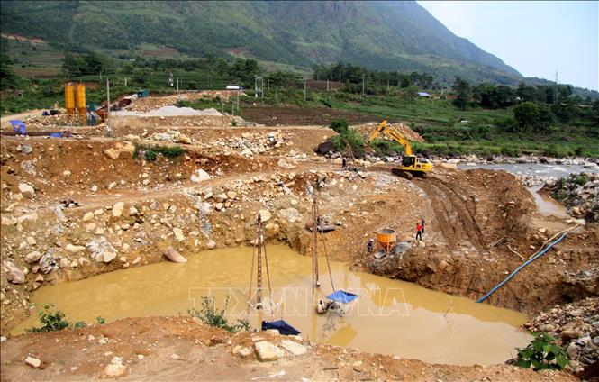 Buông lỏng quản lý xây dựng công trình thủy điện ở Lai Châu – Bài 3: Thủy điện Chu Va 2 chưa được giao đất vẫn thi công