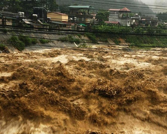 Yên Bái: Mưa lũ gây thiệt hại khoảng 600 triệu đồng