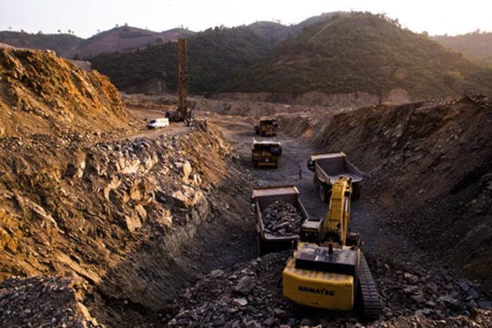 Xử phạt 100 triệu đồng doanh nghiệp khai thác khoáng sản