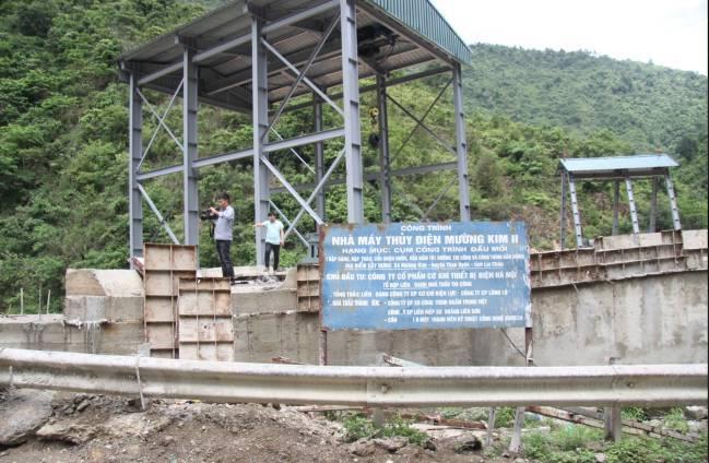 Thi công thủy điện không phép ở Lai Châu: Chính quyền cơ sở thiếu trách nhiệm