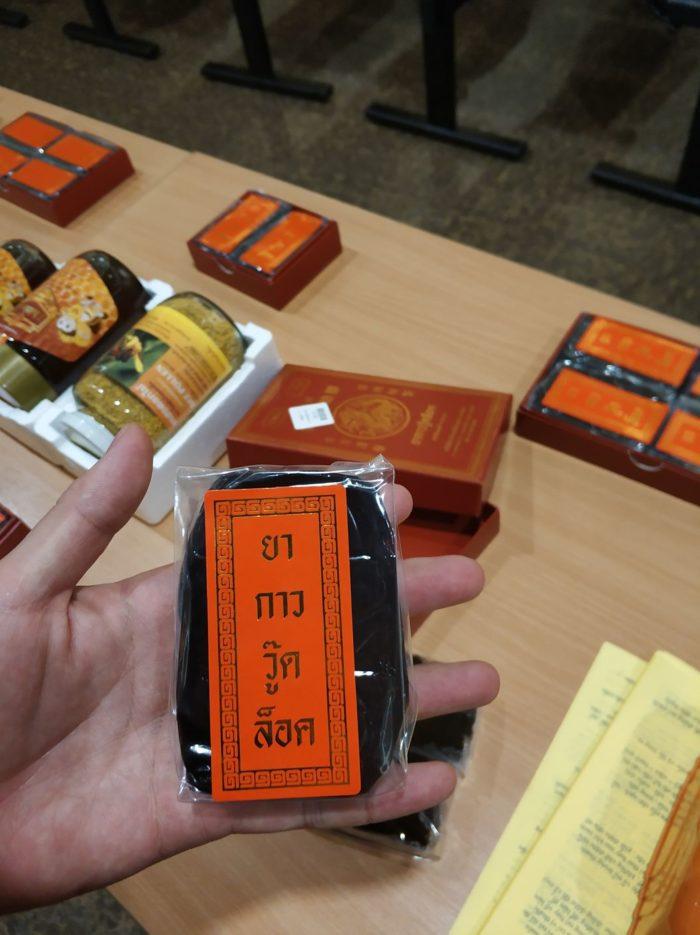 EIA: Sản phẩm xương hổ tại Thái Lan vẫn được bán cho du khách Việt Nam, Trung Quốc