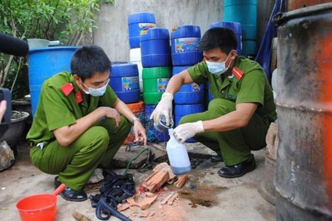 4 điều cảnh sát môi trường không được làm