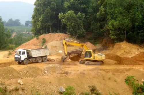 Sẽ đóng cửa các cơ sở khai thác chế biến khoáng sản gây ô nhiễm