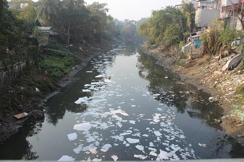 Bộ Tài nguyên và Môi trường đề nghị phối hợp xử lý ô nhiễm lưu vực sông Nhuệ – Đáy
