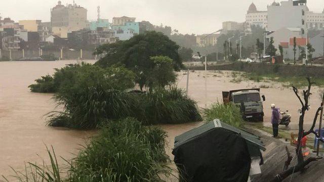Toàn cảnh thiệt hại sau khi bão số 3 Wipha càn quét