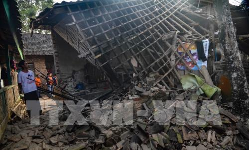 Có 150 khu vực ở Indonesia bị ảnh hưởng thiên tai trong năm nay