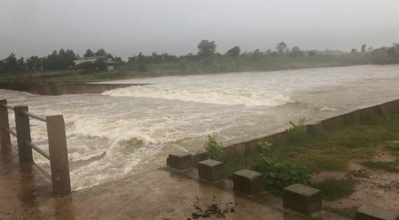 Đắk Lắk đã có 1 người chết do mưa lũ