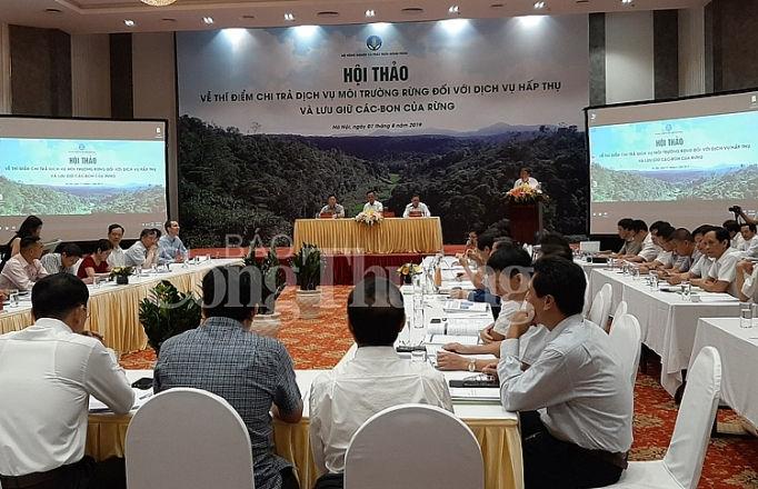 Chi trả dịch vụ môi trường rừng: Khó nhưng bắt buộc phải thực hiện