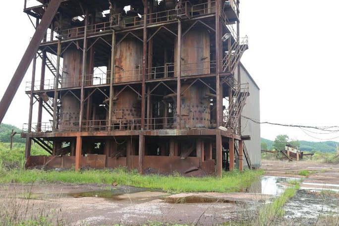 Đóng cửa mỏ khoáng sản sắt được đầu tư hơn 150 tỉ đồng