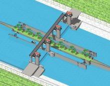 Trao đổi về đập dâng trên sông Hồng