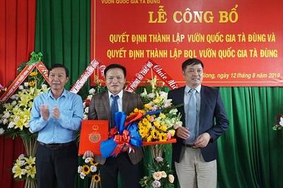 Đắk Nông: Công bố thành lập Vườn Quốc gia Tà Đùng