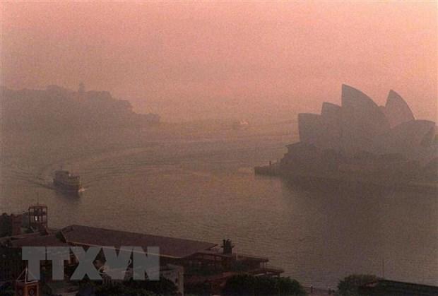 Australia rút khỏi cam kết khu vực Thái Bình Dương về biến đổi khí hậu