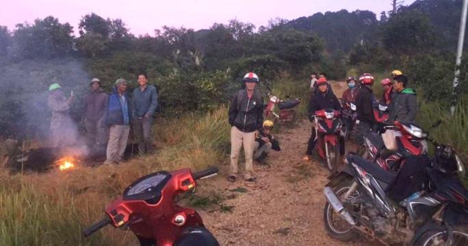 Dòng người xâm nhập trái phép Vườn Quốc gia Bidoup – Núi Bà