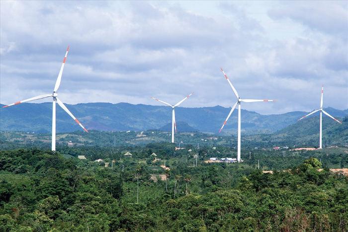 Quảng Trị có thêm dự án điện gió hơn 1.500 tỷ đồng